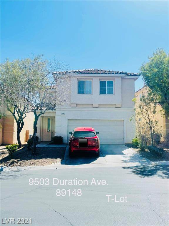9503 Duration Avenue, Las Vegas, NV 89148 (MLS #2283275) :: Vestuto Realty Group