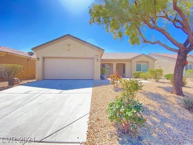 3219 Kingbird Drive, Las Vegas, NV 89084 (MLS #2283411) :: Jeffrey Sabel
