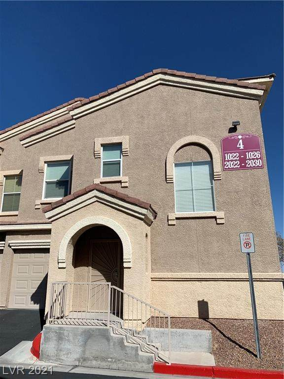 10550 Alexander Road #2030, Las Vegas, NV 89129 (MLS #2284148) :: Signature Real Estate Group