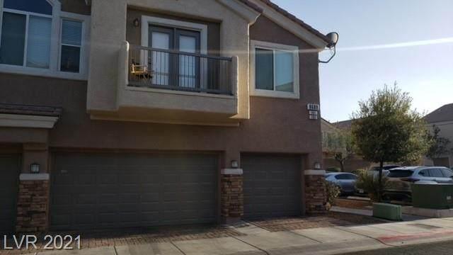 8689 Tom Noon Avenue #102, Las Vegas, NV 89178 (MLS #2284319) :: Signature Real Estate Group