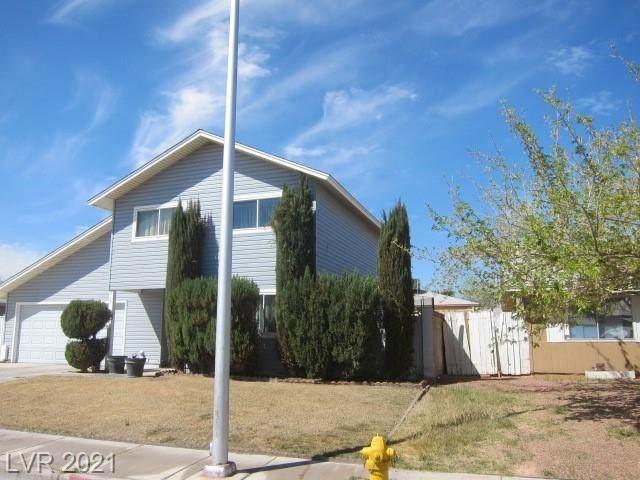 216 Steeler Drive, Las Vegas, NV 89145 (MLS #2284454) :: Signature Real Estate Group