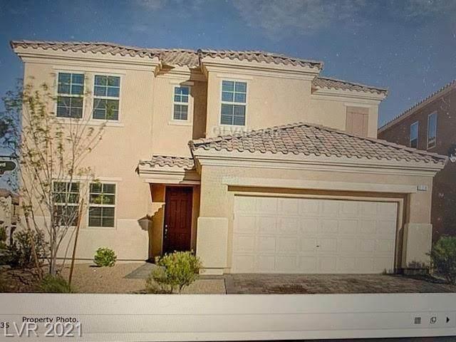 576 Glassford Court, Las Vegas, NV 89148 (MLS #2284471) :: Vestuto Realty Group