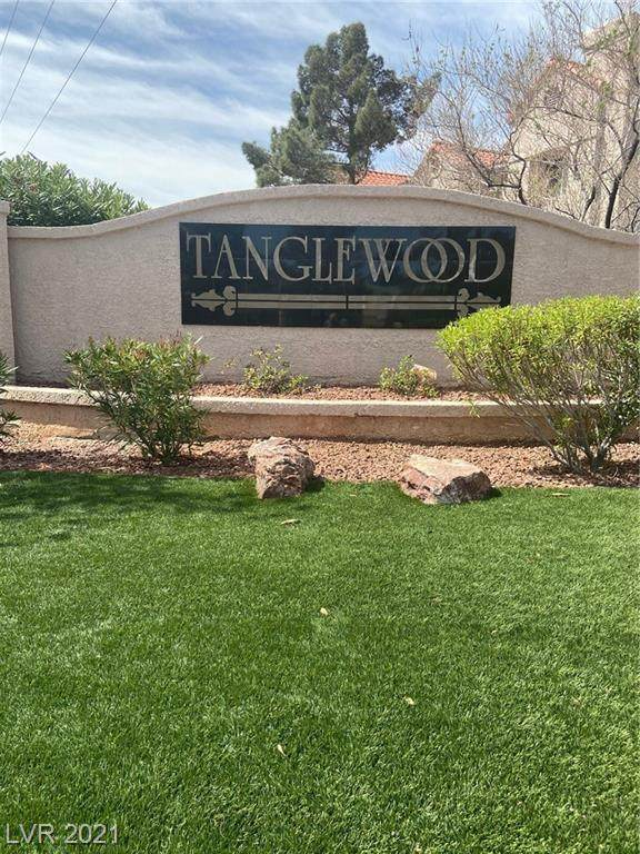 5225 Reno Avenue #107, Las Vegas, NV 89118 (MLS #2284536) :: Signature Real Estate Group