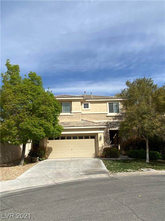 11044 Evvie Lane, Las Vegas, NV 89135 (MLS #2285336) :: Signature Real Estate Group