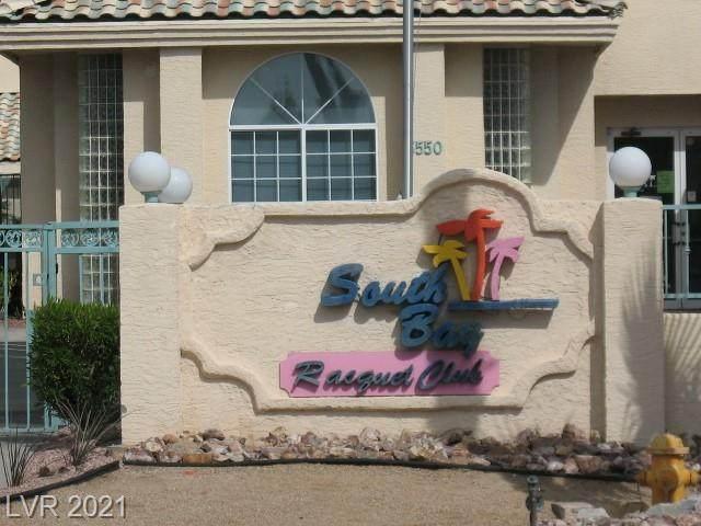 3550 Bay Sands Drive #1024, Laughlin, NV 89029 (MLS #2285505) :: Signature Real Estate Group