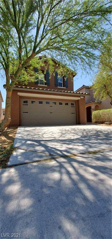 7129 Town Forest Avenue, Las Vegas, NV 89179 (MLS #2285552) :: Signature Real Estate Group