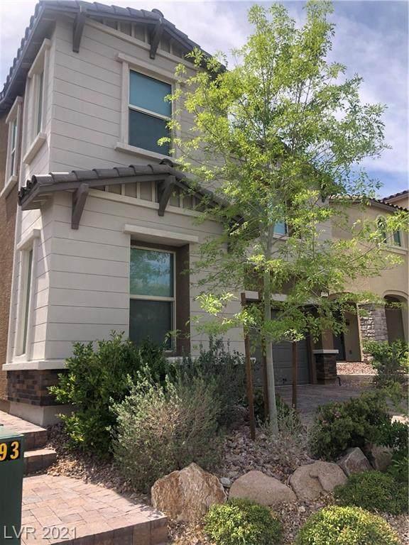 9921 Rams Leap Avenue, Las Vegas, NV 89166 (MLS #2285578) :: Billy OKeefe | Berkshire Hathaway HomeServices