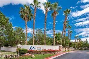2121 Sealion Drive #108, Las Vegas, NV 89128 (MLS #2285666) :: Galindo Group Real Estate