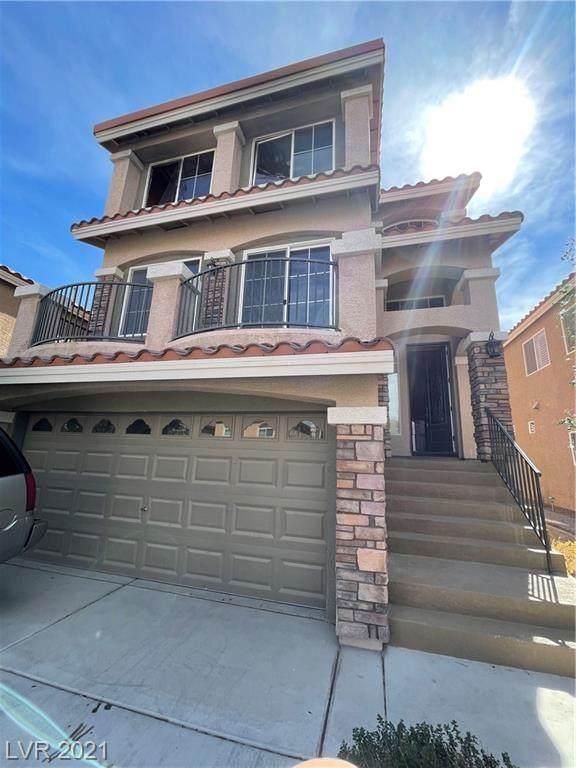 5293 Tulip Hill Avenue, Las Vegas, NV 89141 (MLS #2285706) :: Signature Real Estate Group