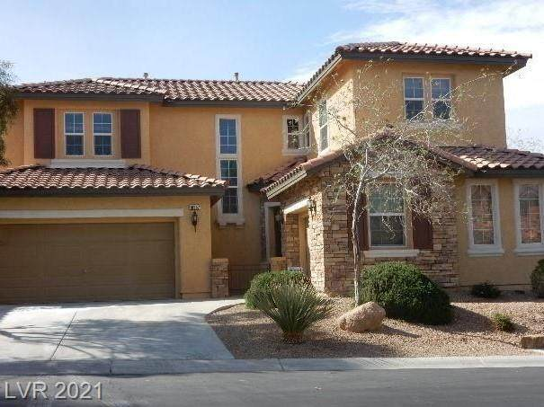 10357 Grizzly Forest Drive, Las Vegas, NV 89178 (MLS #2285711) :: Signature Real Estate Group