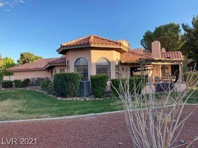 3633 Laguna Verde Way, Las Vegas, NV 89121 (MLS #2285928) :: The Shear Team