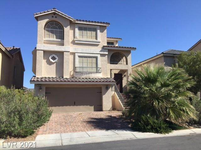 4622 Mission Meadow Circle, Las Vegas, NV 89139 (MLS #2285932) :: Vestuto Realty Group