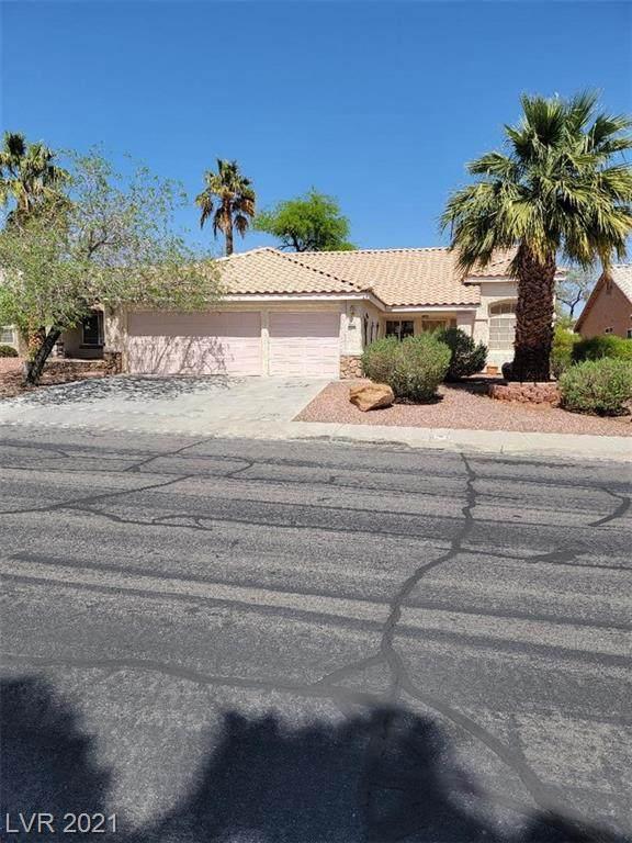 1152 Kabuki Avenue, Henderson, NV 89074 (MLS #2285952) :: Signature Real Estate Group