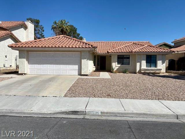 6772 Quinella Drive, Las Vegas, NV 89103 (MLS #2285986) :: Signature Real Estate Group