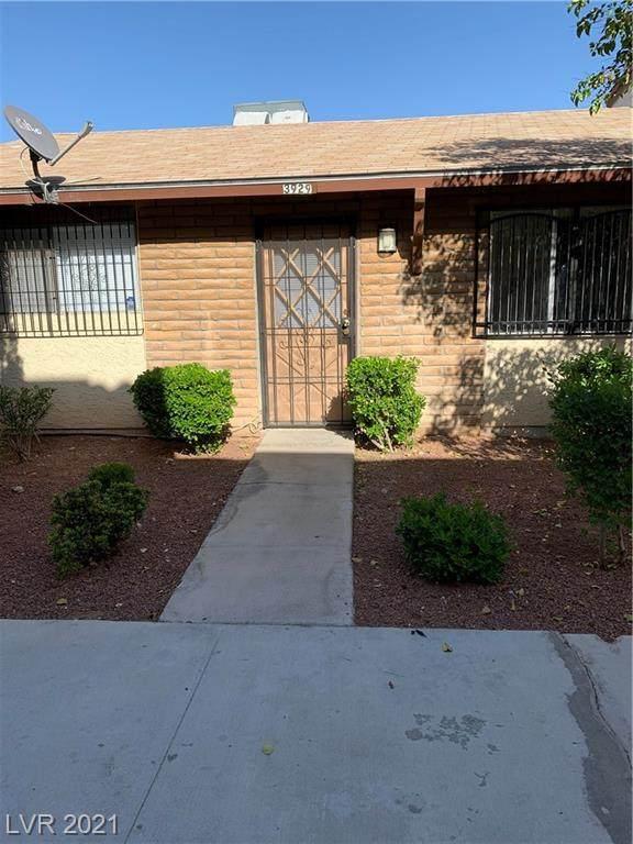 3929 Torsby Place, Las Vegas, NV 89119 (MLS #2286023) :: Custom Fit Real Estate Group
