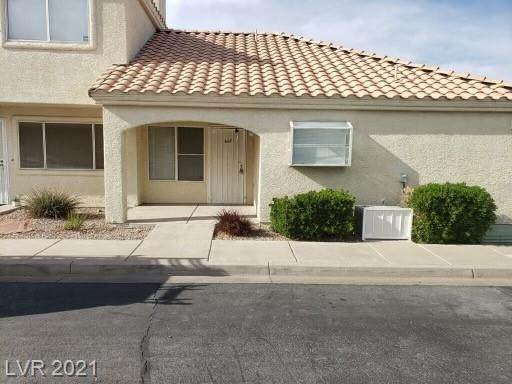 667 Anne Lane N/A, Henderson, NV 89015 (MLS #2286033) :: Signature Real Estate Group