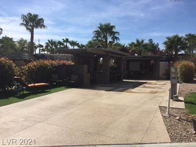 8175 Arville Street #339, Las Vegas, NV 89139 (MLS #2286056) :: Lindstrom Radcliffe Group