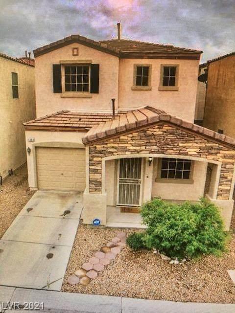 1303 Horizon Village Avenue, Las Vegas, NV 89183 (MLS #2286161) :: The Shear Team