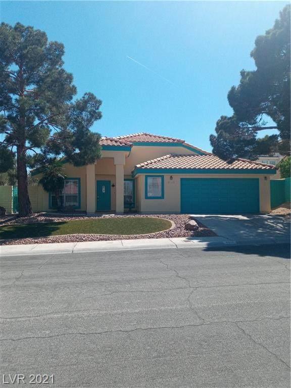 7713 Bentonite Drive, Las Vegas, NV 89128 (MLS #2286383) :: Signature Real Estate Group