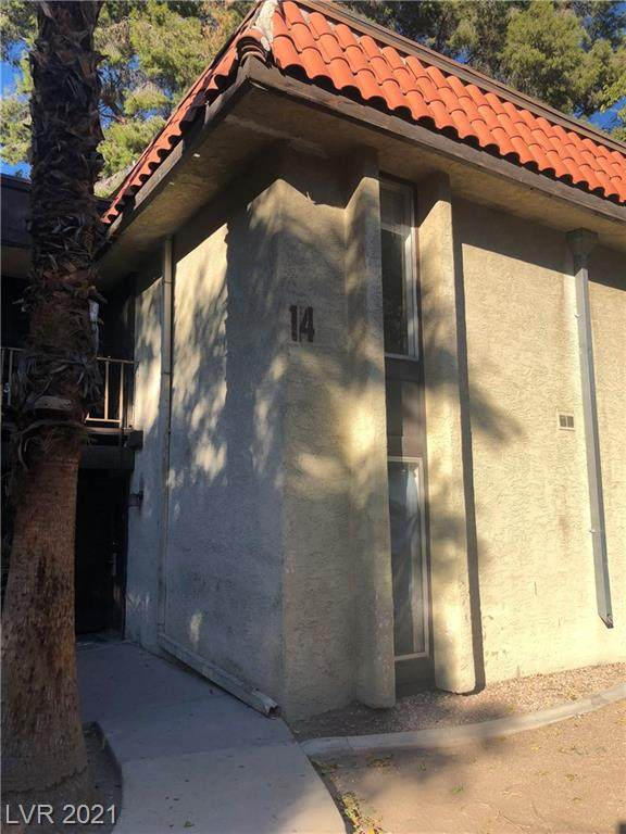 1405 Vegas Valley Drive #137, Las Vegas, NV 89169 (MLS #2286399) :: Custom Fit Real Estate Group