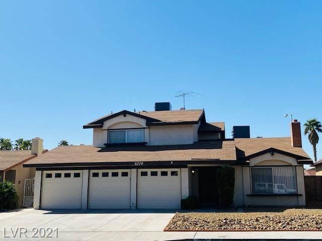 6779 Carrera Drive, Las Vegas, NV 89103 (MLS #2286410) :: The Shear Team