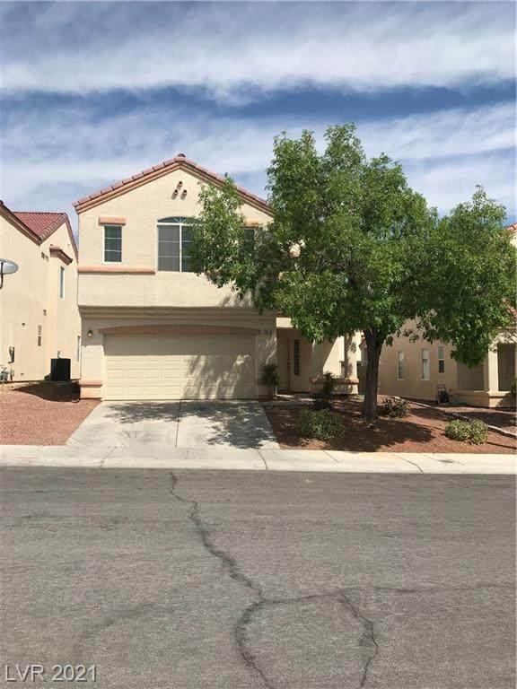 7616 Eminence Court, Las Vegas, NV 89131 (MLS #2286412) :: Signature Real Estate Group