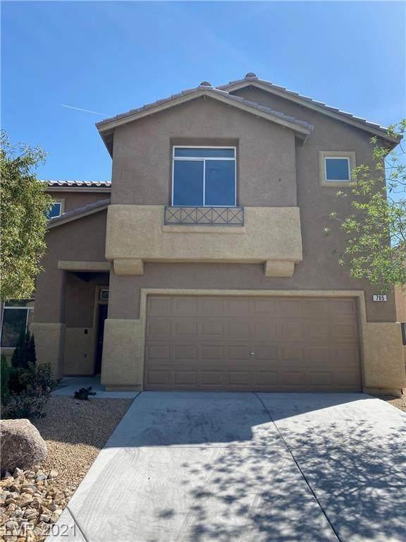705 Brown Breeches Avenue, North Las Vegas, NV 89081 (MLS #2286672) :: Billy OKeefe | Berkshire Hathaway HomeServices