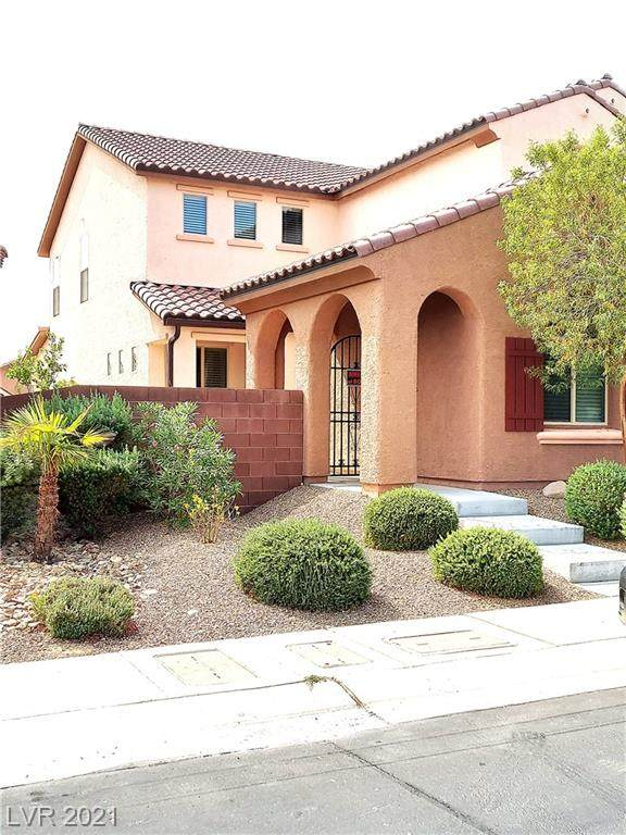 6971 Los Lagos Road, Las Vegas, NV 89178 (MLS #2286795) :: Custom Fit Real Estate Group