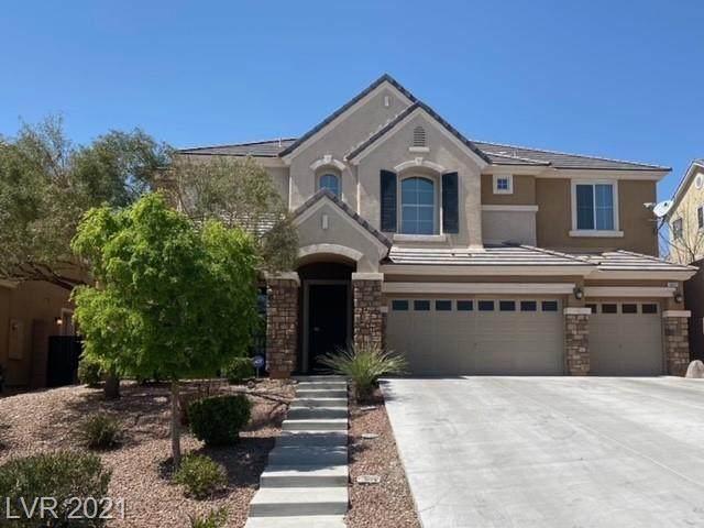 7037 Twin Forks Peak Street, Las Vegas, NV 89166 (MLS #2286922) :: Billy OKeefe | Berkshire Hathaway HomeServices