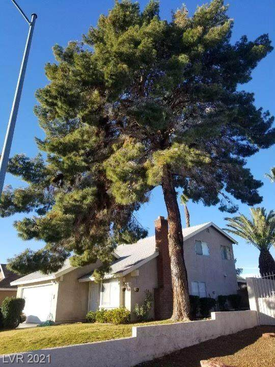 4315 Cloverhill Court, Las Vegas, NV 89147 (MLS #2287004) :: The Shear Team