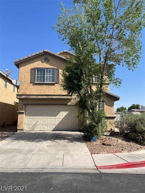 4144 Wheatleigh Court, Las Vegas, NV 89115 (MLS #2287005) :: Signature Real Estate Group