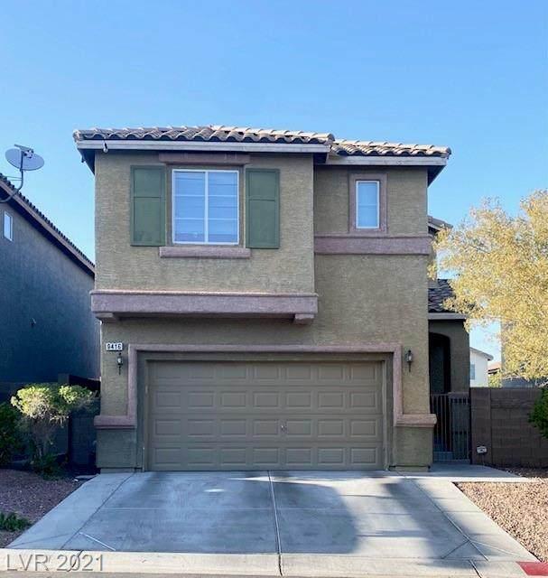 9416 Santana Siesta Avenue, Las Vegas, NV 89166 (MLS #2287095) :: ERA Brokers Consolidated / Sherman Group