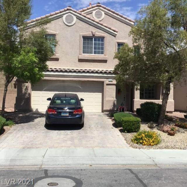 348 Orchid Oasis Avenue, North Las Vegas, NV 89031 (MLS #2287097) :: Signature Real Estate Group
