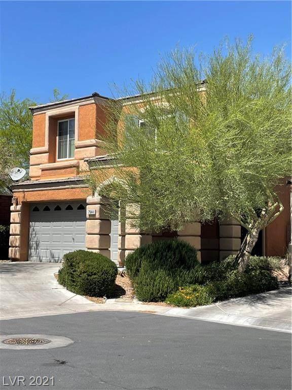 7944 Avalon Valley Court, Las Vegas, NV 89178 (MLS #2287119) :: Signature Real Estate Group