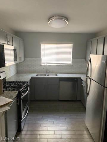 3964 Rebecca Raiter Avenue #101, Las Vegas, NV 89110 (MLS #2287276) :: Signature Real Estate Group