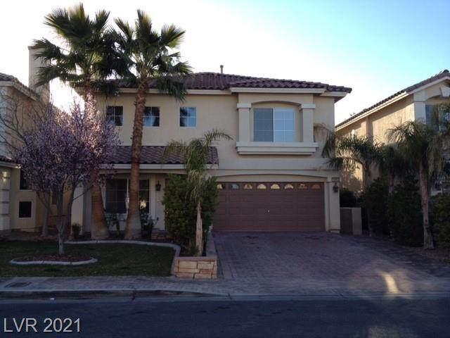 10953 Pentland Downs Street, Las Vegas, NV 89141 (MLS #2287348) :: Billy OKeefe   Berkshire Hathaway HomeServices