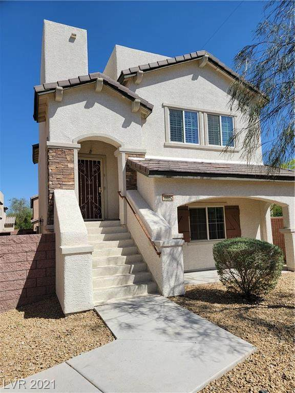 10092 Emerald Edgewater Court, Las Vegas, NV 89178 (MLS #2287470) :: Billy OKeefe | Berkshire Hathaway HomeServices