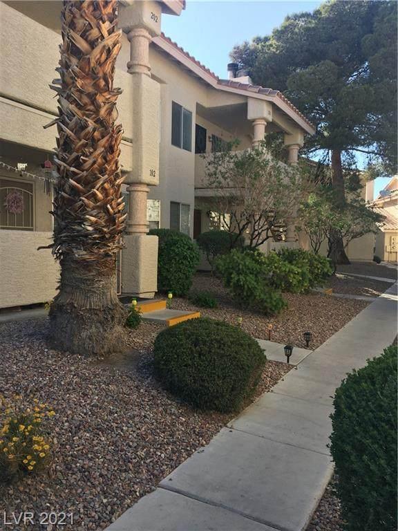 925 Falconhead Lane #101, Las Vegas, NV 89128 (MLS #2287489) :: Vestuto Realty Group