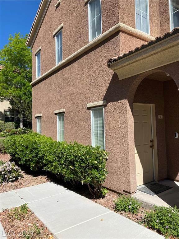 3825 Juno Beach Street #101, Las Vegas, NV 89129 (MLS #2287523) :: Custom Fit Real Estate Group