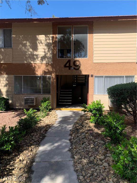 3651 Arville Street #736, Las Vegas, NV 89103 (MLS #2287564) :: Vestuto Realty Group