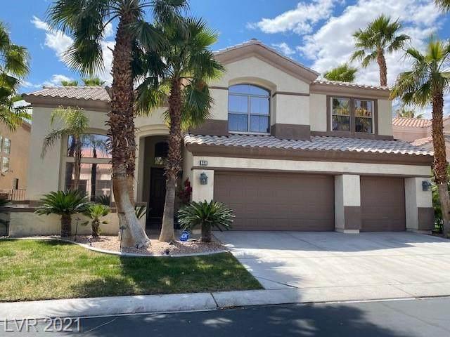 221 Royal Wood Court, Las Vegas, NV 89148 (MLS #2287828) :: Custom Fit Real Estate Group