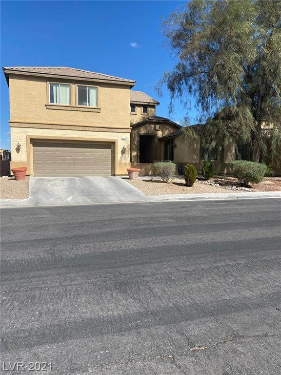 6224 Darby Creek Court, North Las Vegas, NV 89081 (MLS #2287904) :: Custom Fit Real Estate Group