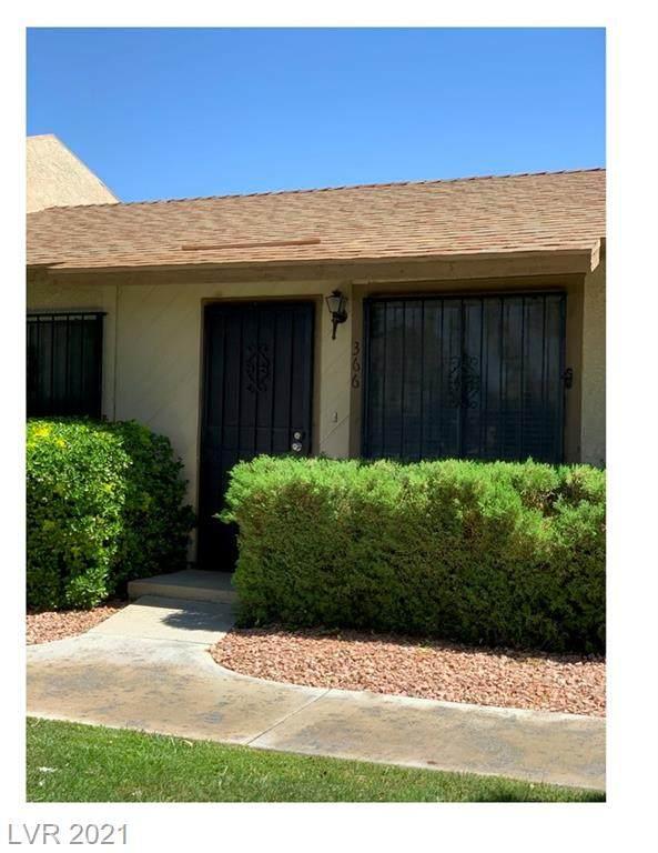 366 Linn Lane, Las Vegas, NV 89110 (MLS #2288065) :: The Mark Wiley Group | Keller Williams Realty SW