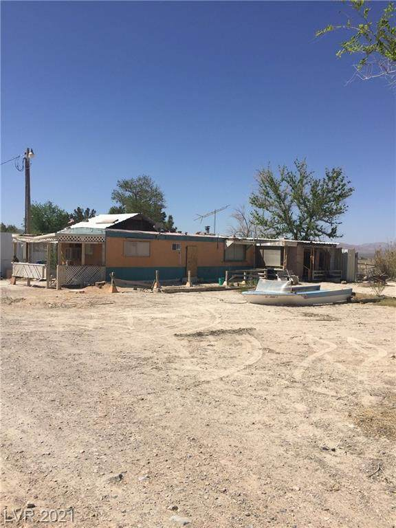 605 W Nickel Avenue, Sandy Valley, NV 89019 (MLS #2288162) :: Signature Real Estate Group