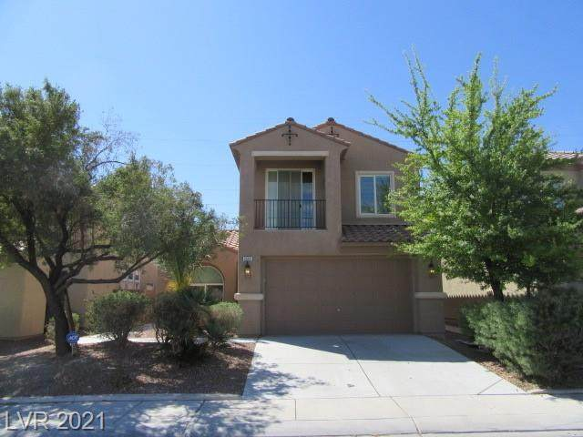 3505 Birdwatcher Avenue, North Las Vegas, NV 89084 (MLS #2288353) :: Jeffrey Sabel