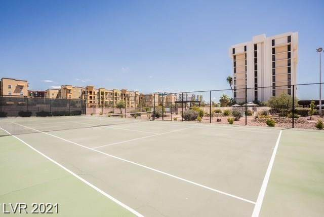 3930 University Center Drive #1001, Las Vegas, NV 89119 (MLS #2288404) :: The Mark Wiley Group | Keller Williams Realty SW