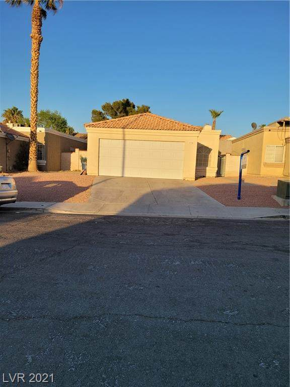 2354 Ray Kanel Drive, Las Vegas, NV 89156 (MLS #2288682) :: Signature Real Estate Group