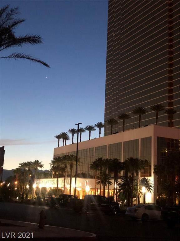 2000 N Fashion Show Drive #4028, Las Vegas, NV 89109 (MLS #2288919) :: Lindstrom Radcliffe Group