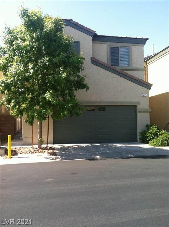 5407 Tender Tulip Avenue, Las Vegas, NV 89139 (MLS #2289058) :: Signature Real Estate Group