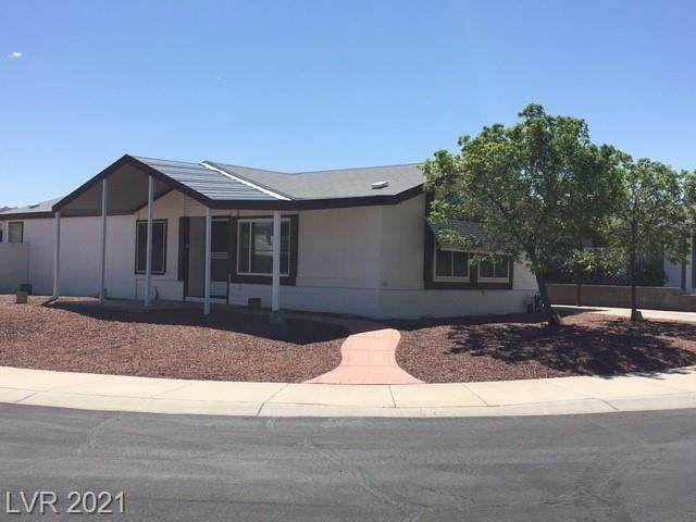 2000 Roberts Road, Henderson, NV 89002 (MLS #2289347) :: Custom Fit Real Estate Group